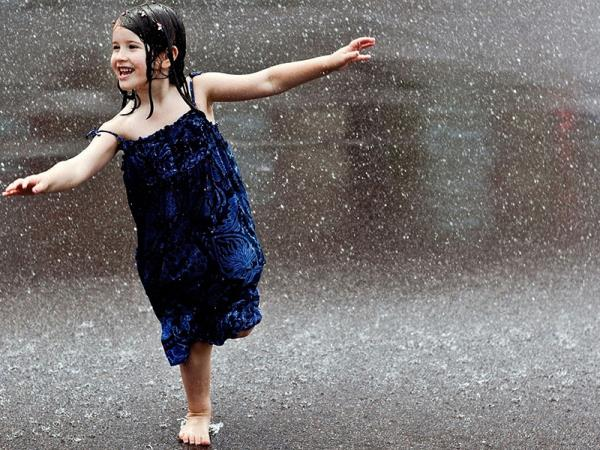 雨季時尚招數